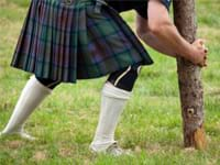 Highland Games Firmenevent Essen